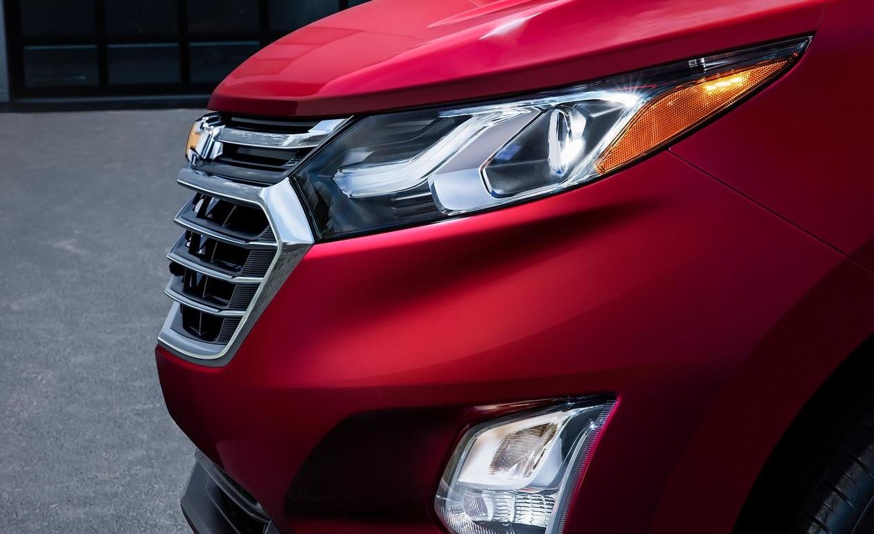 Chevrolet Equinox Precio mexico