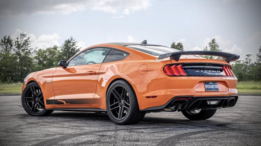 Steeda es una firma especializada en el Ford Mustang con más de 30 años de experiencia