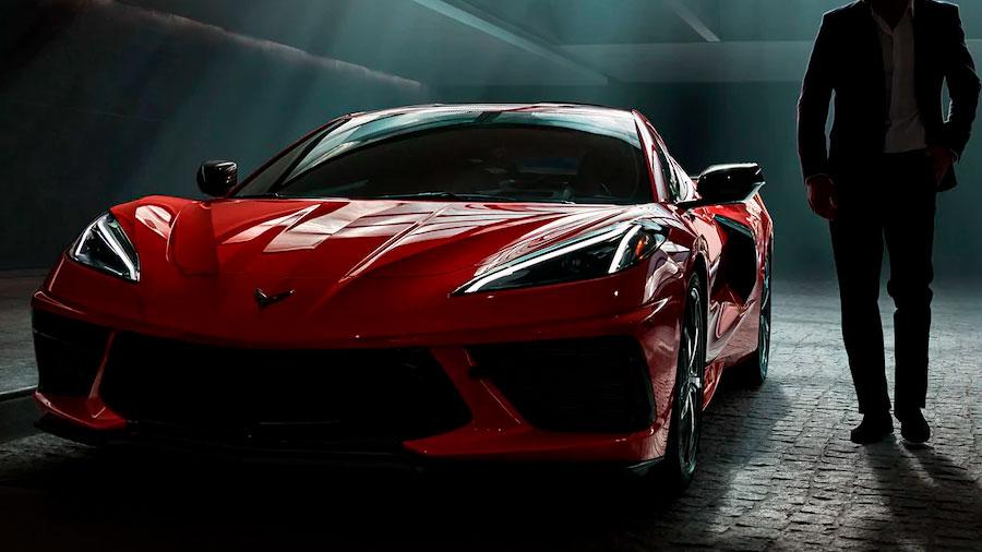 Chevrolet Corvette Z51 Coupe Performance Package 2020 resena opiniones Lleva frenos de alto desempeño en las 4 ruedas