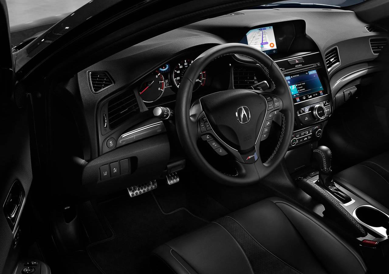 El Acura ILX precio mexico tiene un interior premium