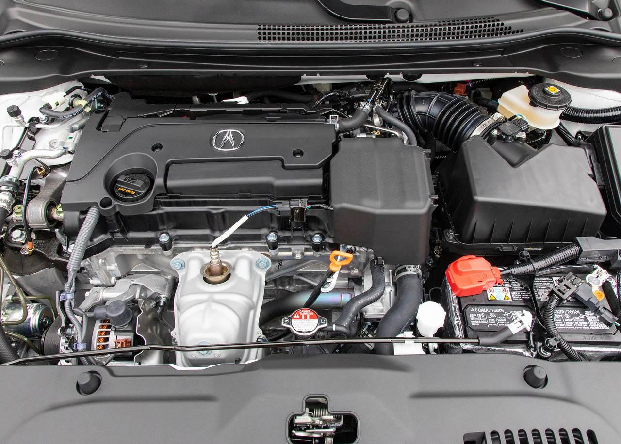 El Acura ILX precio mexico tiene un motor de 4 cilindros