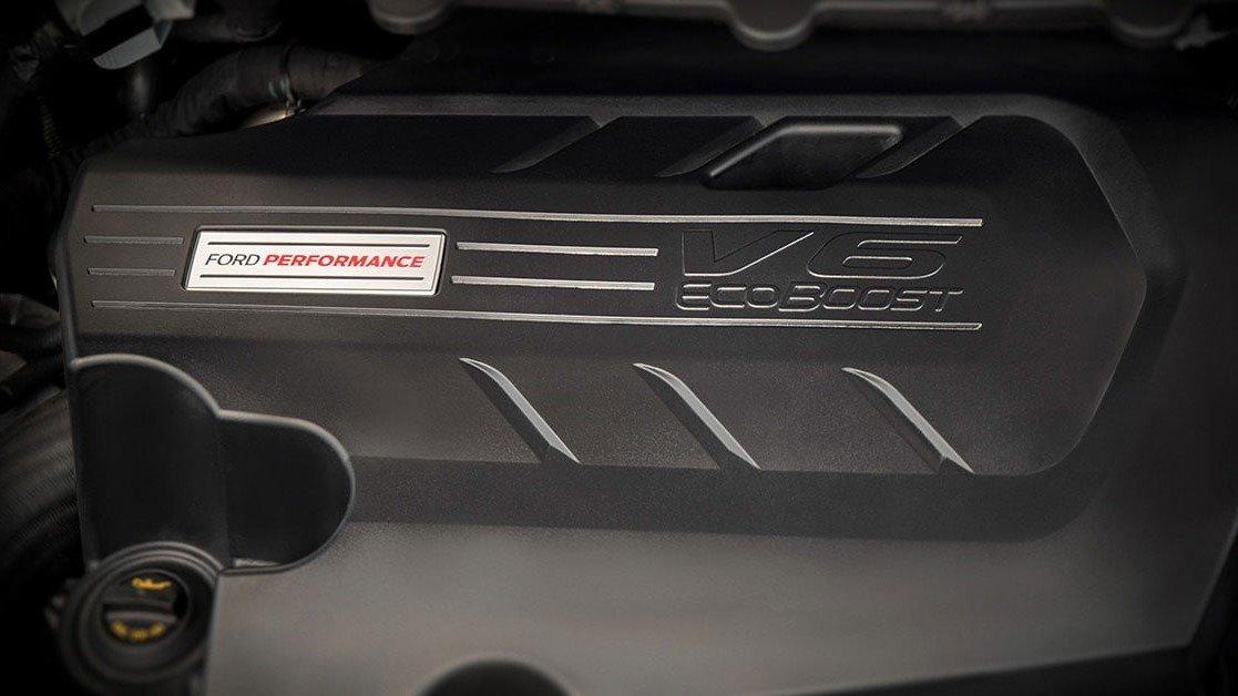 La ford edge precio mexico lleva un motor V6 con 336 caballos de fuerza