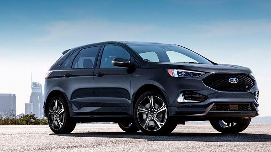 ford edge precio mexico Es una SUV atractiva, práctica y con un manejo eficiente