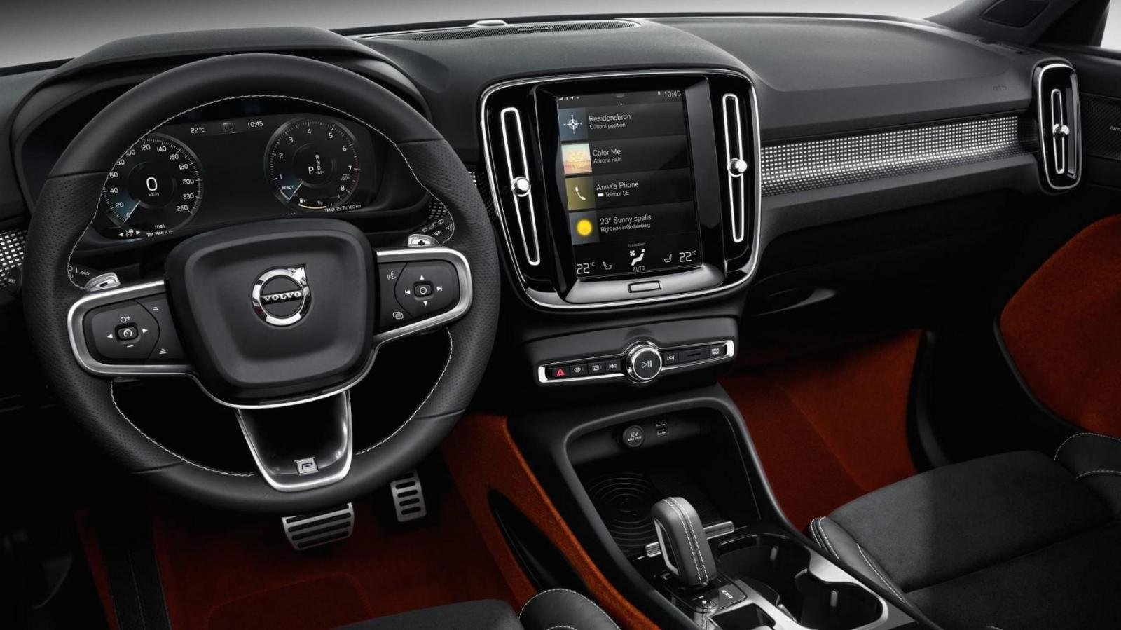 Volvo XC40 Momentum T5 AWD 2020 Audi Q3 40 TFSI S Line 2020 comparativa