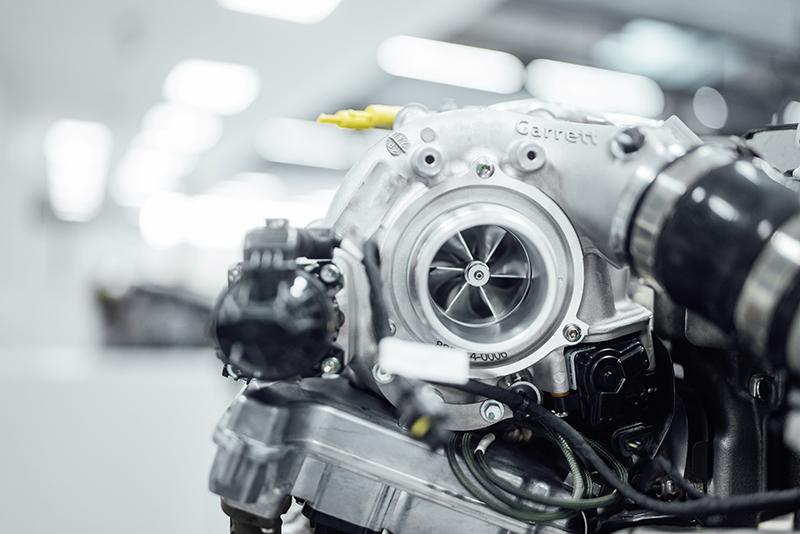 Turbo Mercedes-AMG