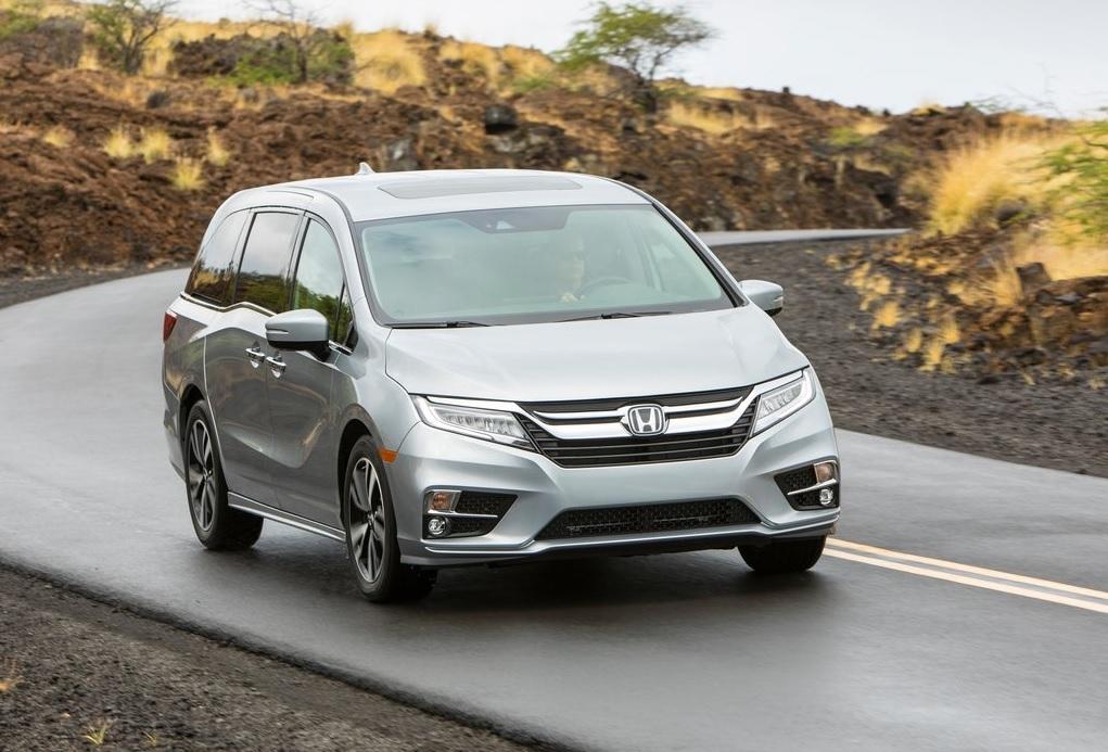 Honda Odyssey precio 5