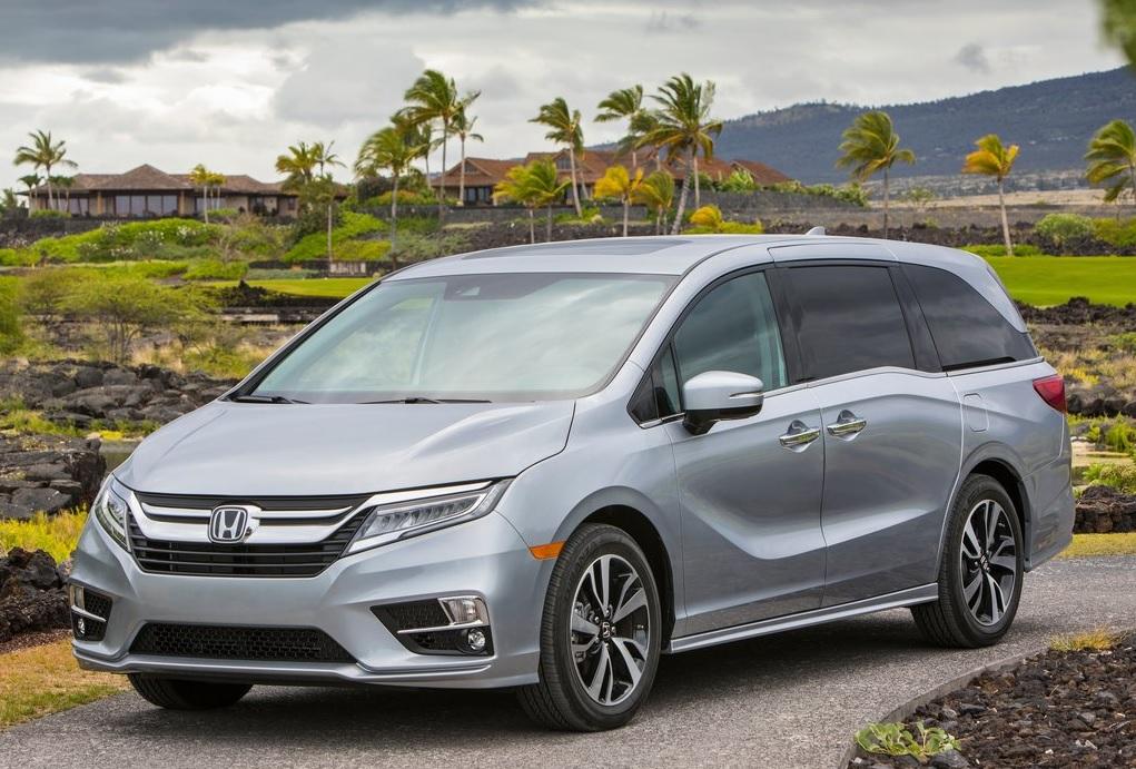 Honda Odyssey precio 1