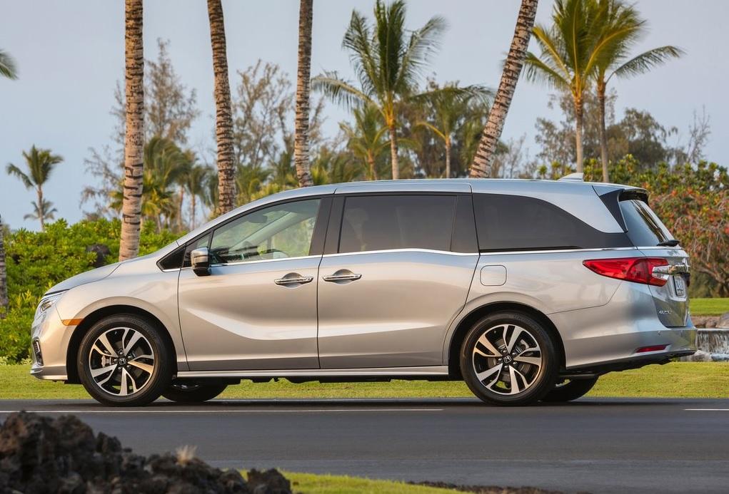 Honda Odyssey precio 4