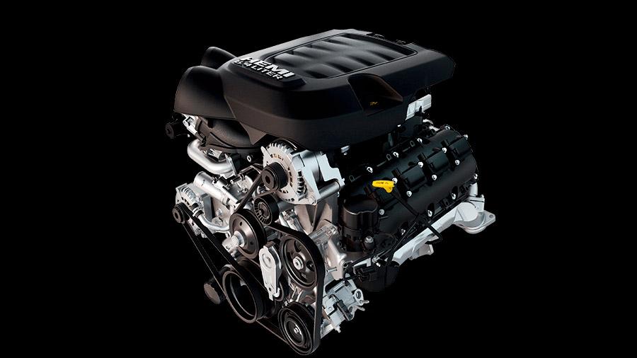 Ram 4000 Crew Cab 2020 resena opiniones Se trata de la única versión equipada con el motor HEMI V8 de 6.4 litros