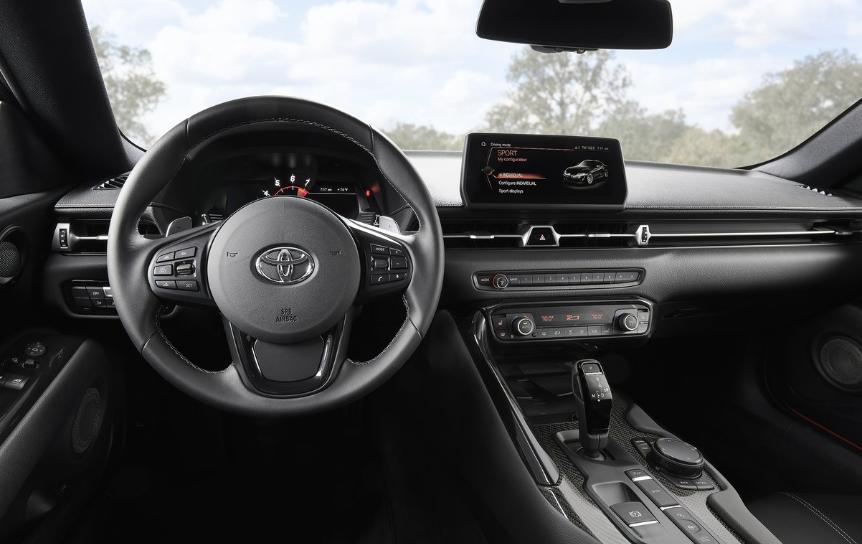 Toyota Supra precio mexico
