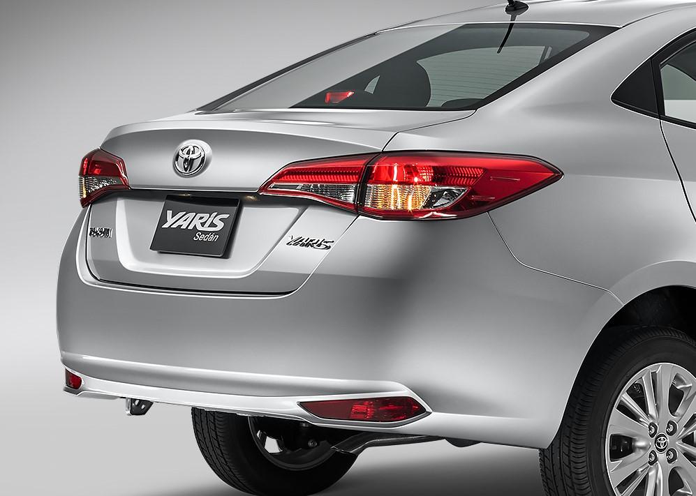 Toyota Yaris Sedán S CVT 2020 resena opiniones