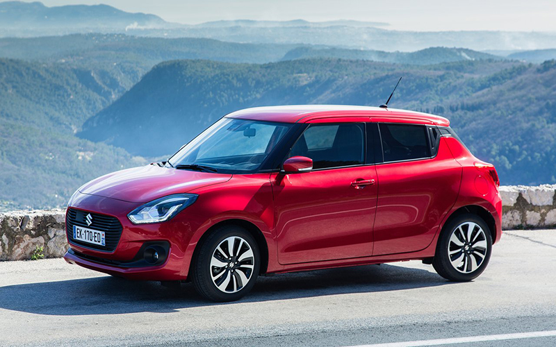 Suzuki Swift Boosterjet Manual 2020 resena opiniones