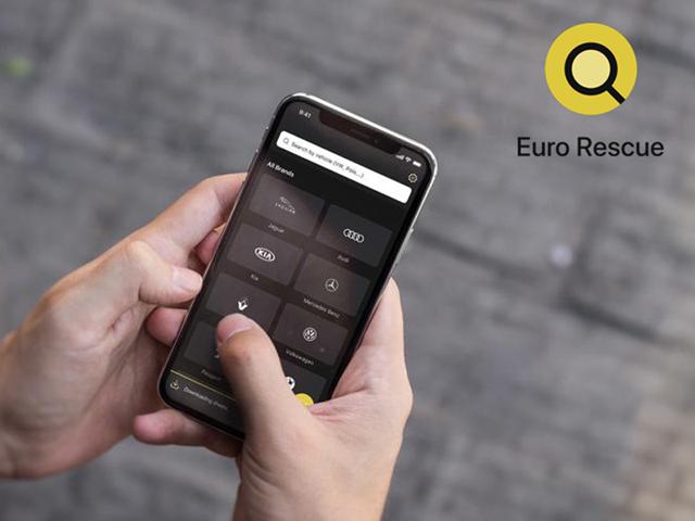 Euro NCAP lanza una app que ayudará a salvar vidas
