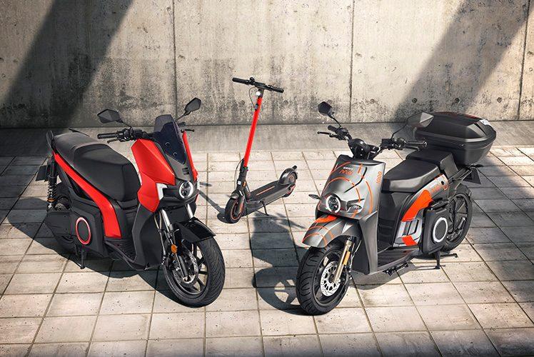SEAT MÓ, la nueva marca de movilidad urbana
