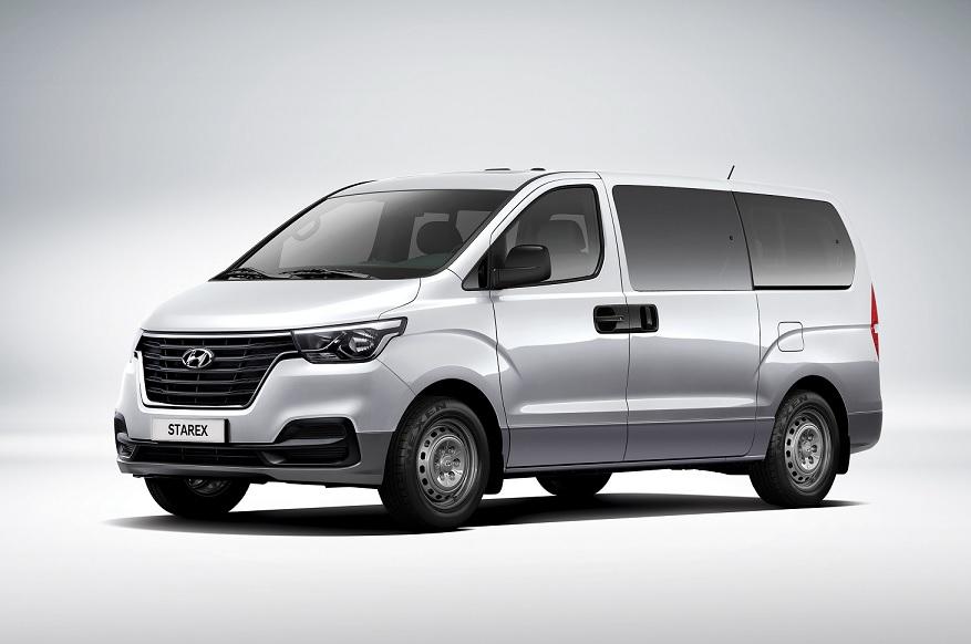 Comparativa: Hyundai Starex 12 pasajeros 2020 vs Toyota ...