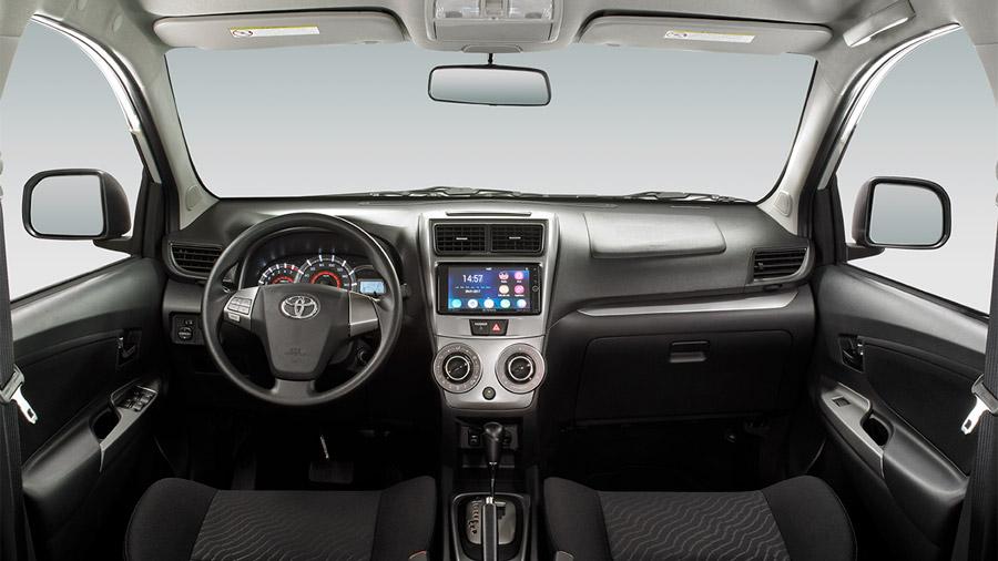 toyota avanza precio mexico Es una camioneta sencilla y funcional en el interior