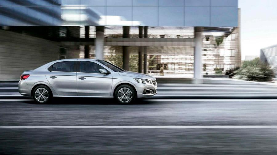 Peugeot 301 Allure HDi 2021 resena opiniones Es un vehículo elegante pese a su sencillez