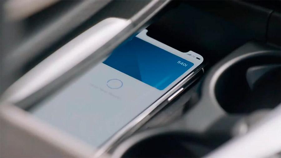 La llave digital también permitirá arrancar el vehículo
