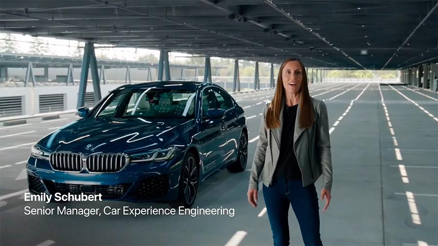 BMW estrenará la tecnología de Apple en sus autos