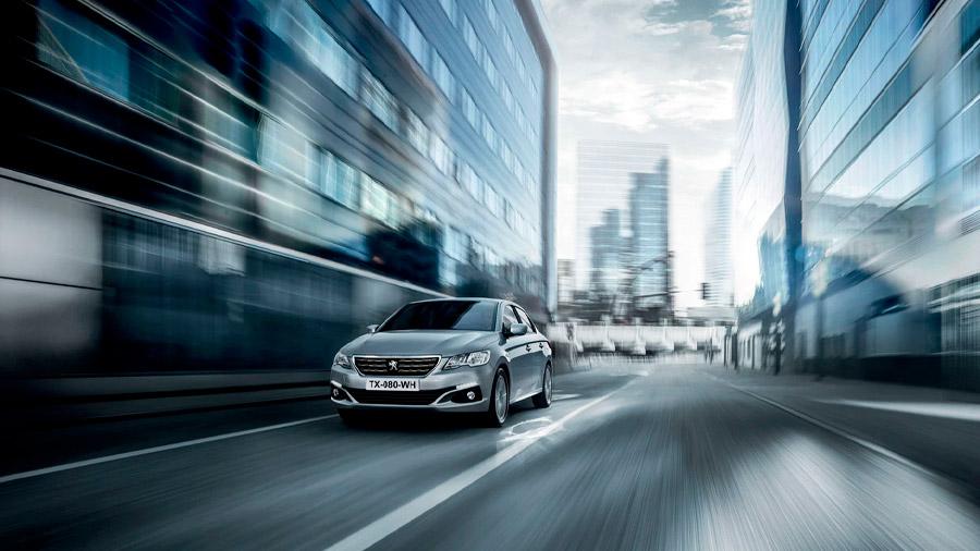 Peugeot 301 Allure HDi 2021 resena opiniones Es un coche con equipamiento de seguridad correcto para su rango de precios