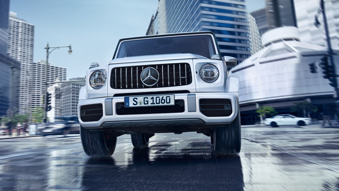 Mercedes-Benz Clase G precio mexico