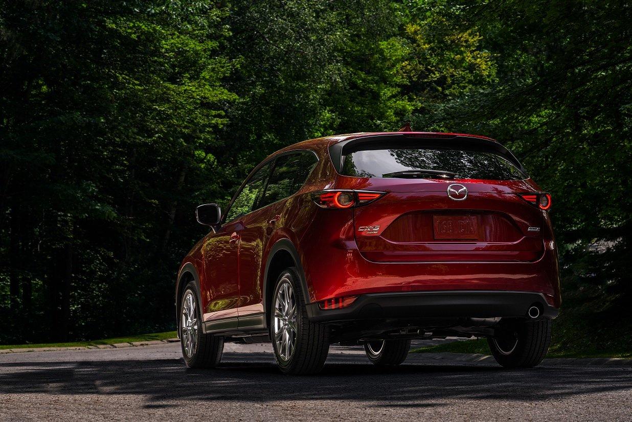 La Mazda CX-5 precio mexico tiene la opción de motor turbo
