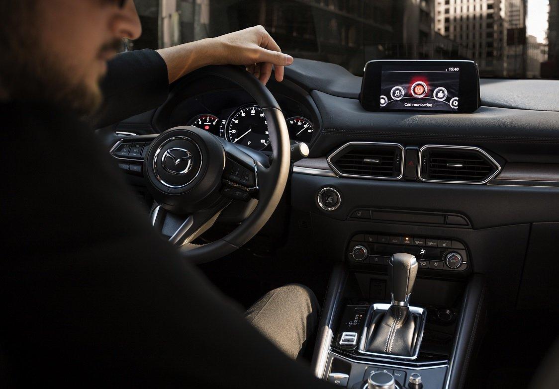 La Mazda CX-5 precio mexico tiene un diseño dinámico