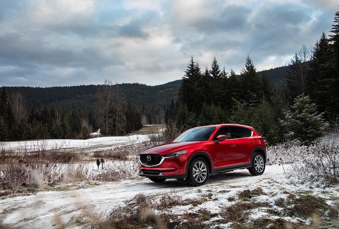 La Mazda CX-5 precio mexico tiene transmisión automática