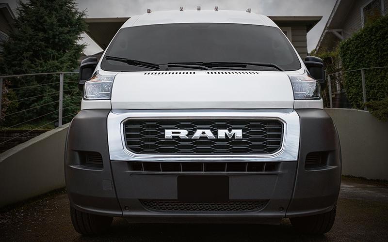 Ram Promaster 2500 2020 resena opiniones