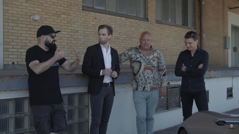 CEO de Koenigsegg y Polestar