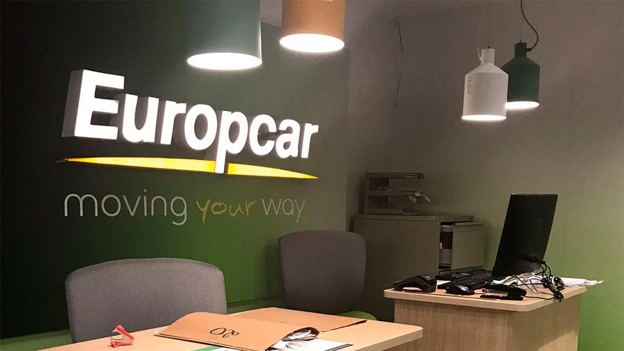 Europcar es una de las compañías de renta de autos más afectadas por la pandemia