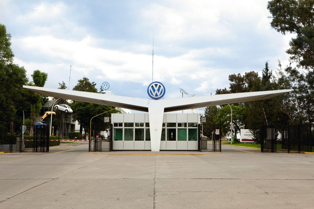 La planta de Volkswagen en Puebla reabrió sus puertas