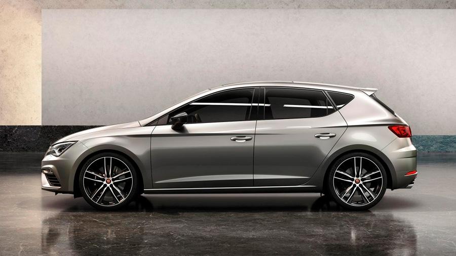 El Cupra León es uno de los hatchback más competentes del mercado