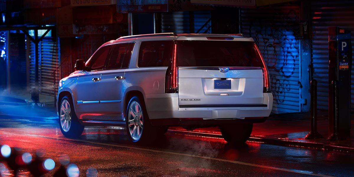 La Cadillac Escalade precio mexico es una SUV muy confortable