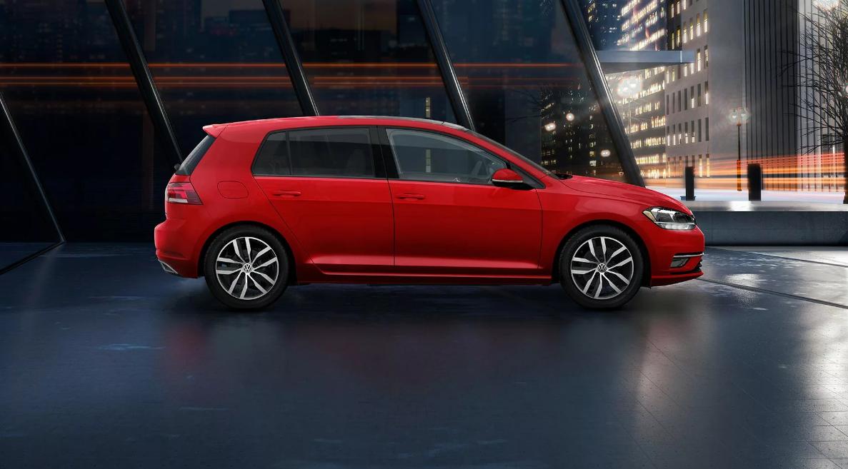 Volkswagen Golf precio mexico