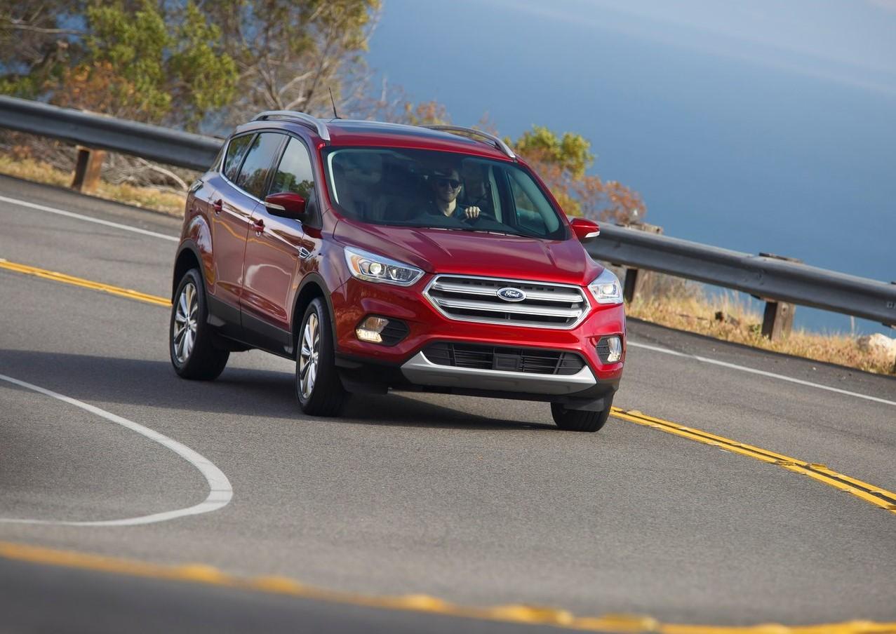 Ford Escape usadas baratas