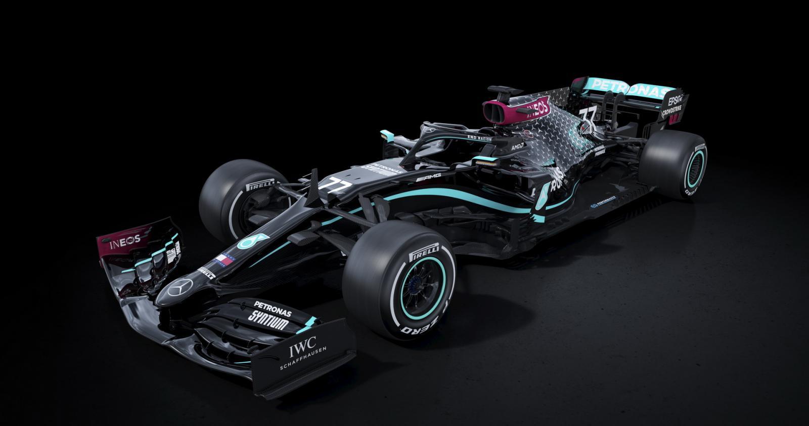 Mercedes-AMG Petronas W11