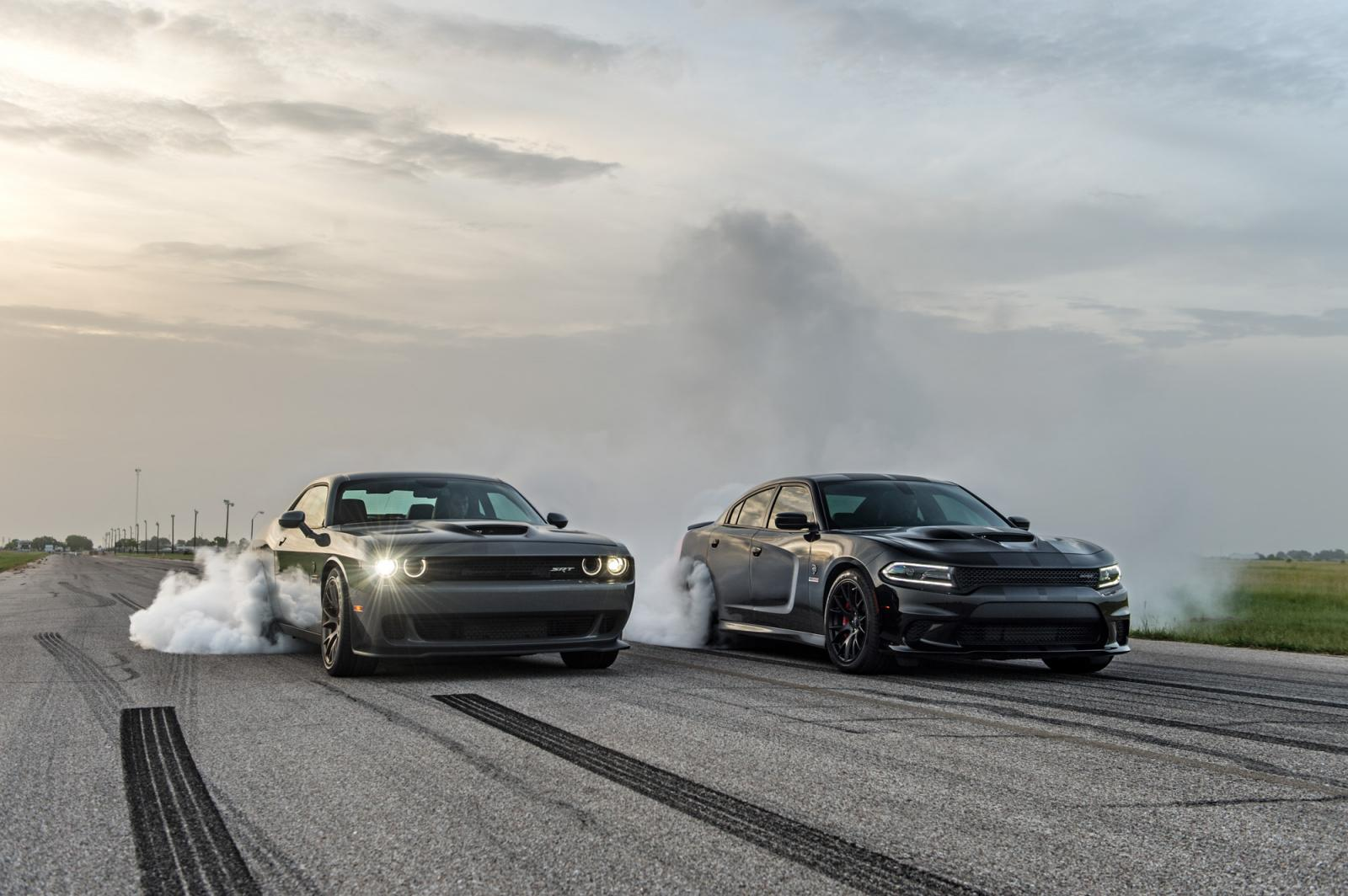 Dodge Charger Hellcat by Hennessey