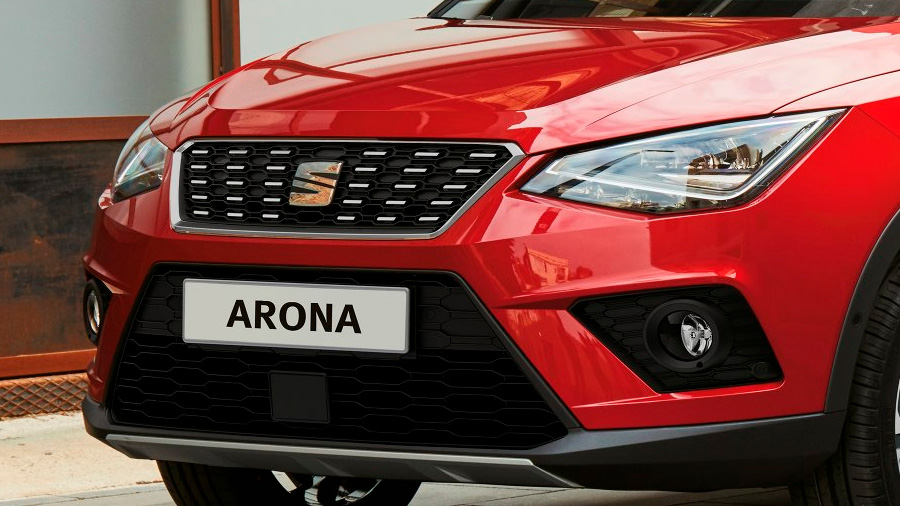 SEAT Arona precio mexico Solo se vende con el motor 4 cilindros de 1.6 litros