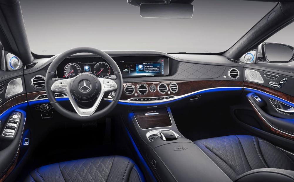 Mercedes-Maybach S 650 2020 resena opiniones