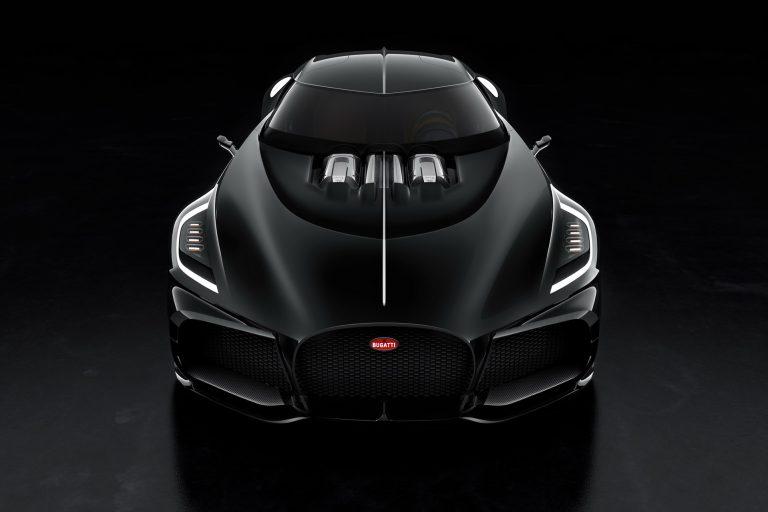 Bugatti Chiron Concepto