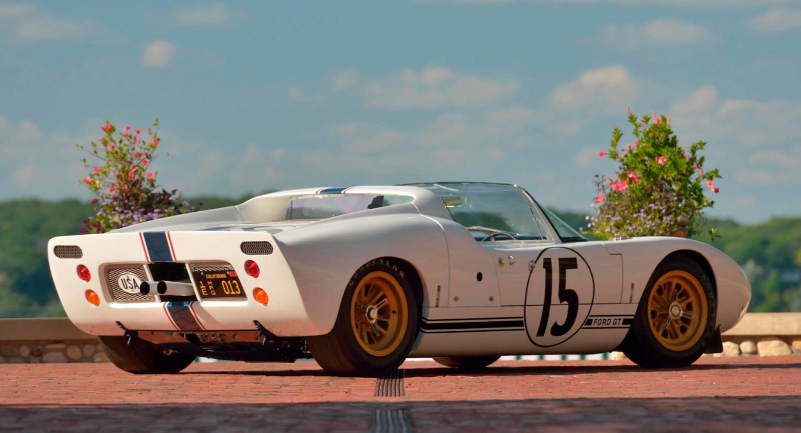 Ford GT Roadster 1965