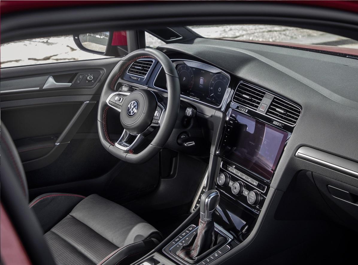 Volkswagen Golf GTI precio mexico