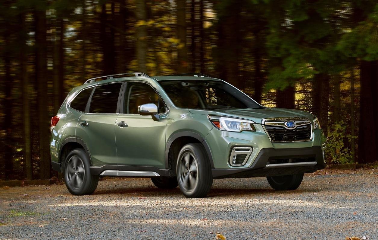 Subaru Forester precio mexico