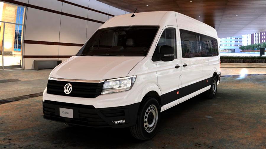 La van comercial de Volkswagen sobresale por su diseño moderno, cabina práctica y desempeño eficiente