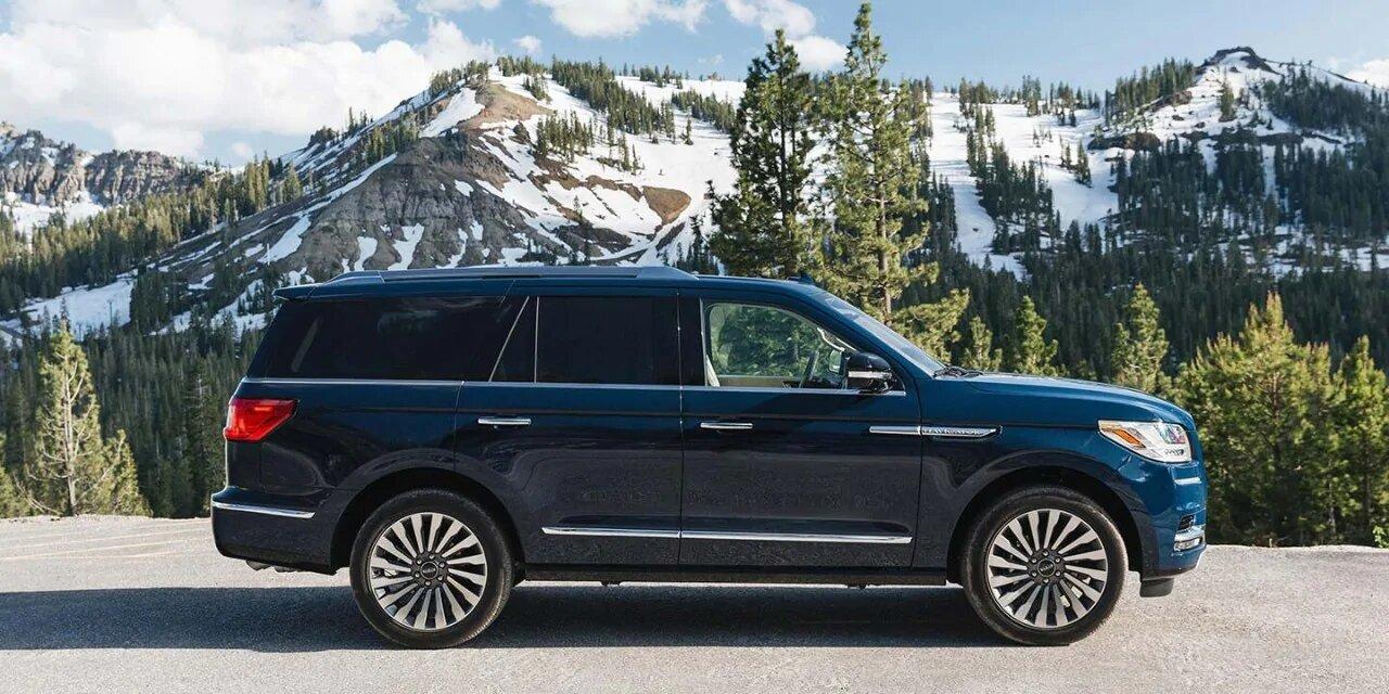 La Lincoln Navigator precio mexico tiene cuatro opciones de color