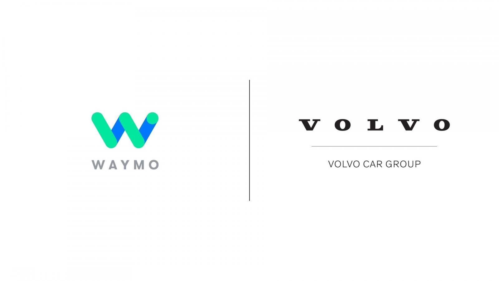 Volvo anunció acuerdo con Waymo