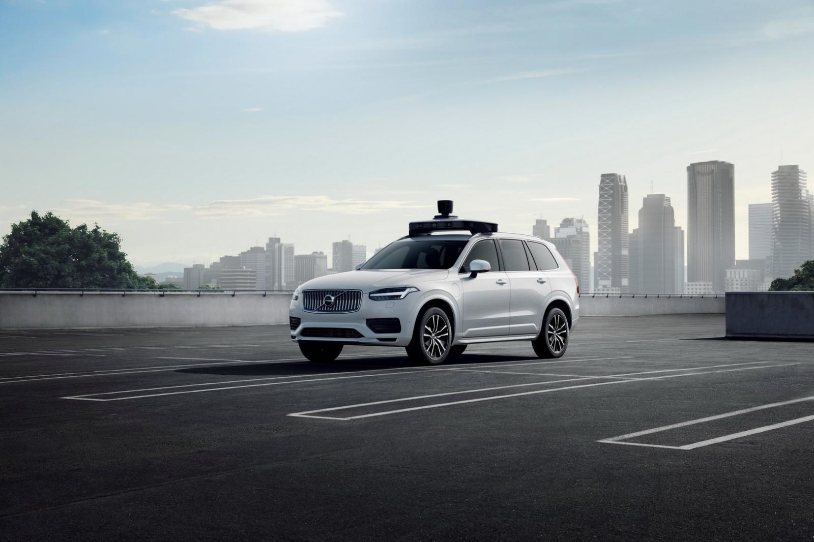 Volvo ya tiene experiencia en el desarrollo de autonomía