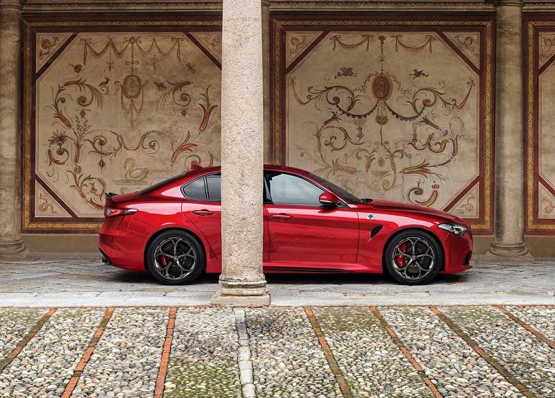 Alfa Romeo Giulia QV 2020 resena opiniones