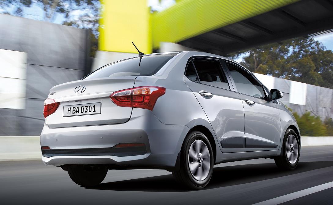 Chevrolet Beat Notchback LTZ 2020 Hyundai Grand i10 Sedán GLS TA 2020 comparativa